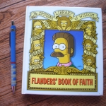 Flanders' Book of Faith (The Simpsons Library of Wisdom)