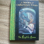 The Reptile Room (A Series of Unfortunate Events Book The Second)