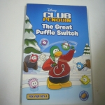 Pick Your Path 4: The Great Puffle Switch (Disney Club Penguin)