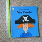 Mrs.Pirate (Paperback)