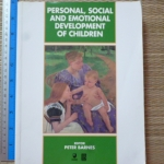 Personal, Social and Emotional Development of Children
