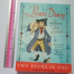 Pirate diary: The Journal of the Jake Carpenter // Castle Diary: The Medieval Journal of Tobias Burgess
