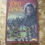 The Lord of The Rings: The Two Towers Strategy Battle Game (Game Handbook)