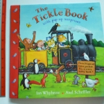The Tickle Book (Pop-up Book)