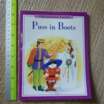 Puss in Boots (Treasured Tales)