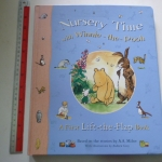 Nursery Time With Winnie-the-Pooh (Flap Book)