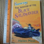 The Mystery of the Black Salamader (Adventure Island)