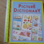(The Fun-To-Learn) Picture Dictionary