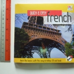 Quick & easy FRENCH (Book and CD)