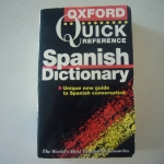 Oxford Quick Reference Spanish Dictionary