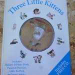 Three Little Kittens (With CD-ROM)