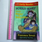 Horrid Henry and the Bogey Babysitter (Early Readers)