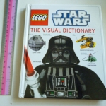 Star Wars The Visual Dictionary (Mini-Book, Lego)