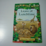 Magic Tree House 11: Lions at Lunchtime