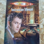 Doctor Who Instruction Manual