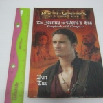 Pirates of the Caribbean: At World's End Storybook with Compass (Part Two)