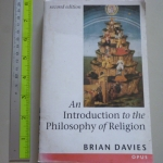 An Introduction to the Philosophy of Religion (Second Edition)