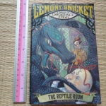 A Series of Unfortunate Events 2: The Reptile Room (Paperback)
