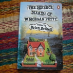 The Defence Diaries of W. Morgan Petty