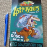 Astrosaurs: The Robot Raiders