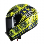 "AGV Corsa Winter Test 2015 Limited Edition ""HAT"""