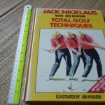 Total Golf Techniques (By Jack Nicklaus with Ken Bowden)