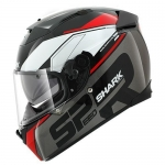 Shark Speed-R - Series2 - Sauer Black Red