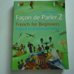 Facon de Parler 2, French For Beginners (Third Edition)