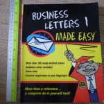 Business Letters I: Made Easy