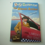The Absent Author (A to Z Mysteries: A)