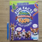 RIPLEY's Believe it or Not! (Fun Facts Kids & silly Stories/ Bumper Annual 2015)