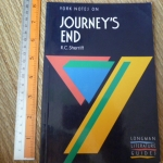 York Notes on JOURNEY'S END