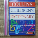 Children's Dictionary (Primary/ Collins)