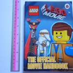 LEGO The Movie: The Official Movie Handbook