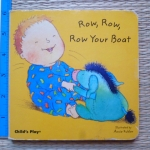 Row, Row, Row Your Boat (Board Book)