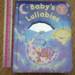 Baby's Lullabies (Book and CD)