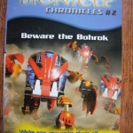 Bionicle Chronicles 2: Beware the Bohrok