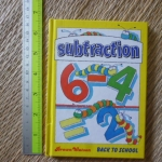 Subtraction (Mini Book)