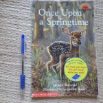 Once Upon a Springtime (Helle Readers Level 2)