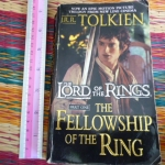 The Lord of the Rings Part One: the Fellowship of the Ring (สภาพ50-60%)