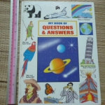 My Book of Questions & Answers