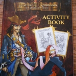 Pirates of the Caribbean: At World's End Activity Book