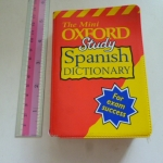The Mini Oxford Study SPANISH Dictionary