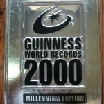 Guinness World Records 2000 (Millennium Edition)