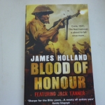 Blood of Honour (featuring Jack Tanner)