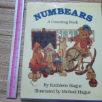 NUMBEARS: A Counting Book