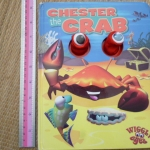 Chester the Crab (Wiggly Eyes Book)