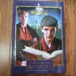 Merlin The Official Annual 2010