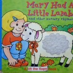 Mary Had a Little lamb and Other Nursery Rhymes (Touch & Feel Board Book)