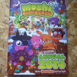 Moshi Monster The Official Annual 2014